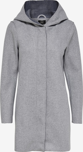 ONLY Between-seasons coat 'ONLSIRI' in Light grey, Item view