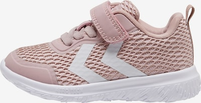 Hummel Sneaker in altrosa / weiß, Produktansicht