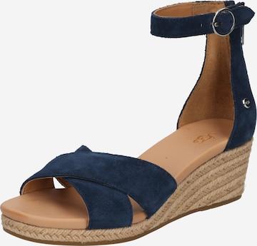 UGG Sandals 'Eugenia' in Blue