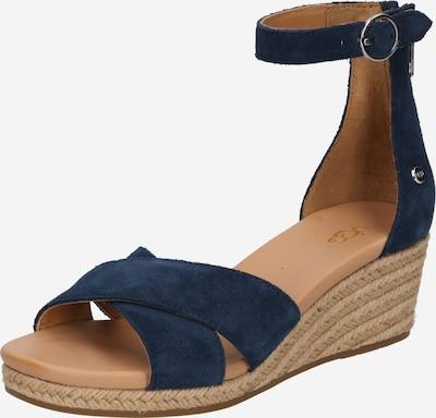 UGG Sandal 'EUGENIA' i marinblå, Produktvy