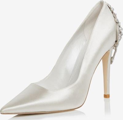 Dune LONDON Официални дамски обувки 'BLUEBELL' в бежово / перлено бяло, Преглед на продукта