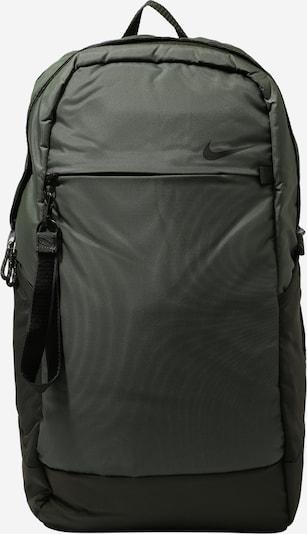 Nike Sportswear Rucksack in dunkelgrün / schwarz, Produktansicht