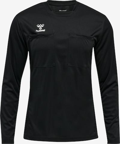 Hummel T-Shirt fonctionnel en noir / blanc, Vue avec produit