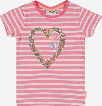 SALT AND PEPPER T-Shirt 'Dreams' in hellblau / mischfarben / hellpink / weiß, Produktansicht