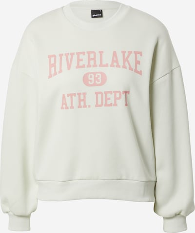 Gina Tricot Sweatshirt 'Riley' i lyseblå / rosé, Produktvisning