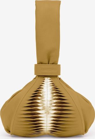 Gretchen Handbag 'Tango Pouch Ray' in Yellow