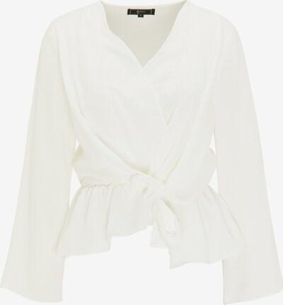 faina Bluse in weiß, Produktansicht