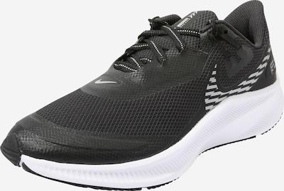 NIKE Tenisice za trčanje u crna / bijela, Pregled proizvoda