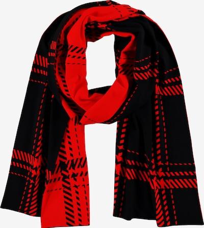 GERRY WEBER Schal in rot / schwarz, Produktansicht