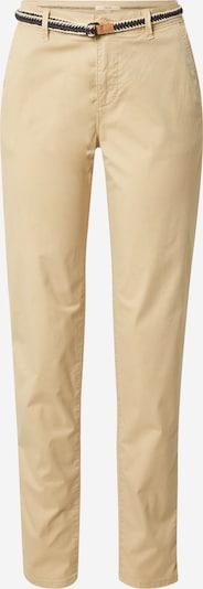 ESPRIT Lærredsbukser i beige, Produktvisning