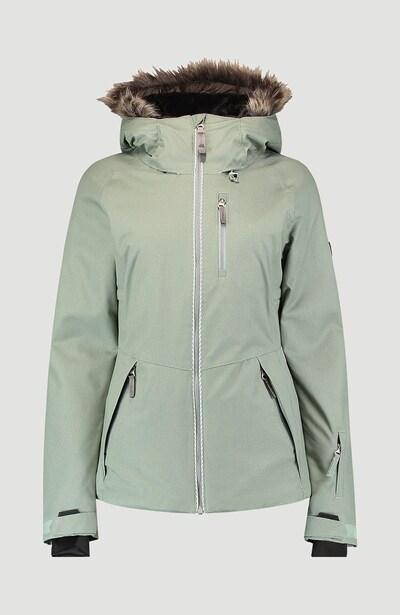 O'NEILL Veste de sport 'Vauxite' en jade, Vue avec produit