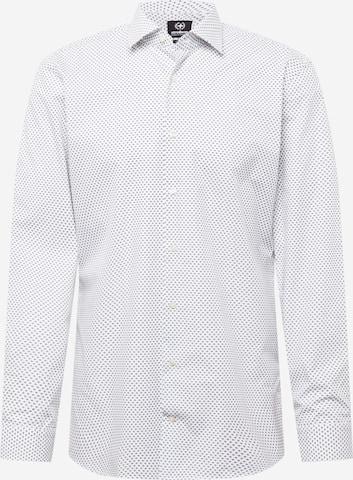 STRELLSON Hemd 'Santos' in Weiß