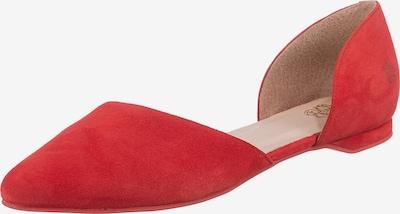 Apple of Eden Ballet Flats 'Blondie' in Red, Item view