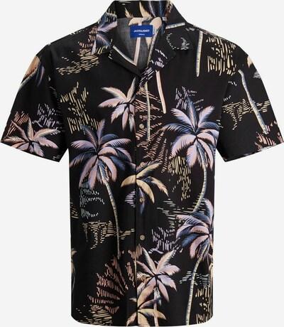 JACK & JONES Košile - béžová / šedá / černá, Produkt