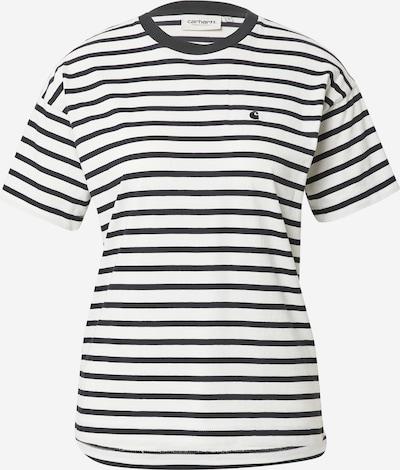 Carhartt WIP Shirt in de kleur Zwart / Wit, Productweergave