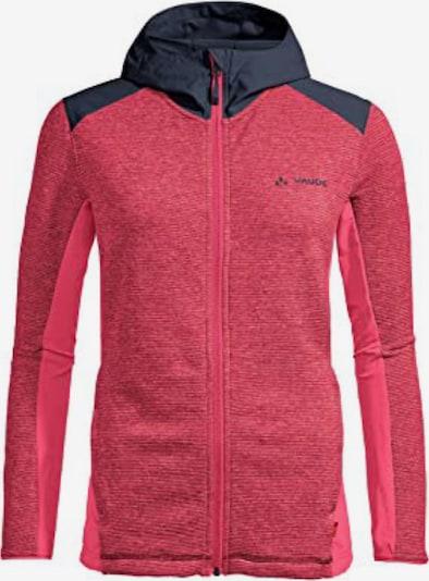VAUDE Jacke ' Wo Croz Fleece Jacket II ' in pink, Produktansicht