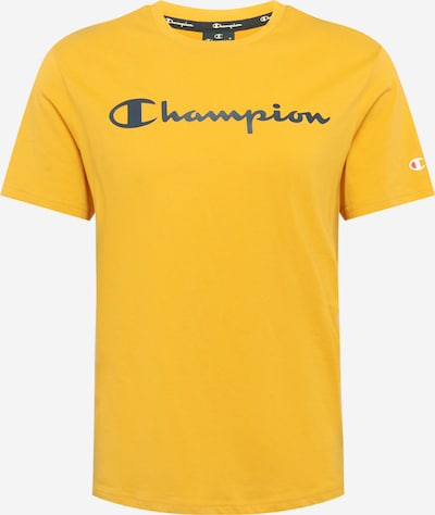 Champion Authentic Athletic Apparel Majica u žuta: Prednji pogled