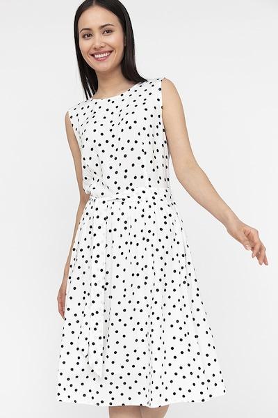 Finn Flare Sommerkleid in weiß, Modelansicht