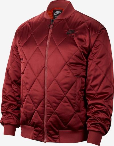 Nike Sportswear Jacke in blutrot, Produktansicht