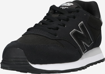Sneaker low new balance pe negru / alb, Vizualizare produs