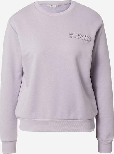 LTB Sweatshirt 'HAYIPA' in lila / dunkellila, Produktansicht