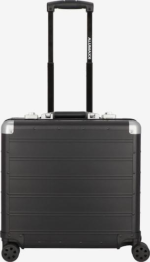 ALUMAXX Pilotenkoffer in silbergrau / schwarz, Produktansicht