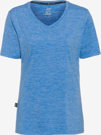 JOY SPORTSWEAR Funktionsshirt 'Zamira' in blaumeliert, Produktansicht