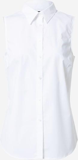 Lauren Ralph Lauren Haut 'Akuna' en blanc, Vue avec produit