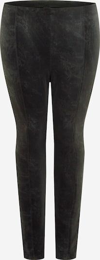 Pantaloni Urban Classics Curvy pe negru, Vizualizare produs
