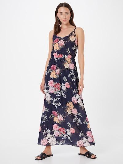 ABOUT YOU Kleid 'Shannon' in blau / mischfarben, Modelansicht