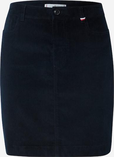 TOMMY HILFIGER Rock in dunkelblau, Produktansicht