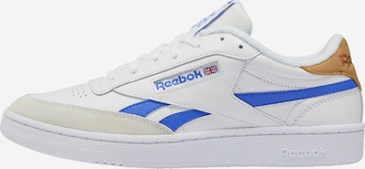 Reebok Classic Sneaker 'Revenge' in royalblau / braun / weiß, Produktansicht