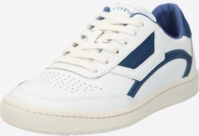 Marc O'Polo Sneaker in marine / weiß, Produktansicht