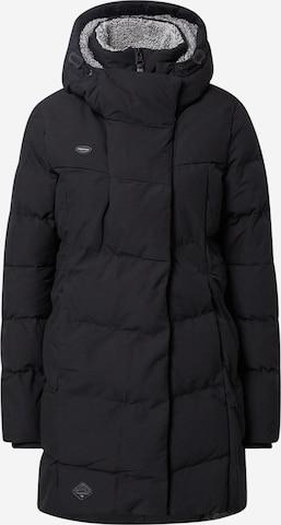 Ragwear Χειμερινό παλτό 'PAVLA' σε μαύρο