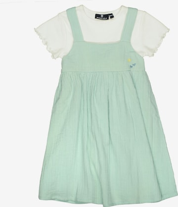 BASEFIELD Kleid in Grün