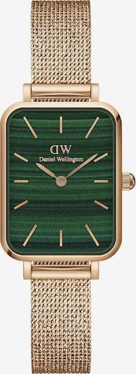 Daniel Wellington Analog Watch in Rose gold / Fir / Grass green, Item view