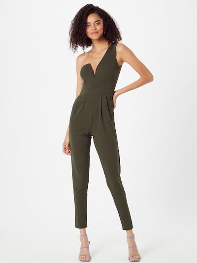 WAL G. Jumpsuit 'DALIA' in Khaki, View model