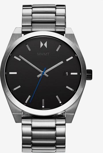 MVMT Uhr in silber, Produktansicht