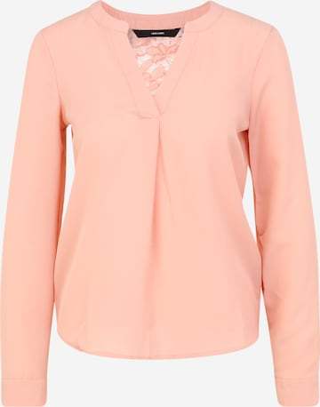 rozā Vero Moda Petite Blūze 'ELISA'