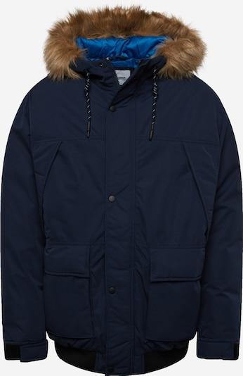 Jack & Jones Plus Between-Season Jacket 'Super' in Dark blue, Item view