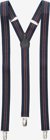 ETERNA Bretels in de kleur Blauw / Bourgogne, Productweergave