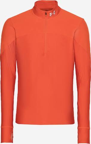 T-Shirt fonctionnel UNDER ARMOUR en orange