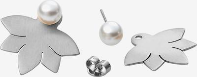 Heideman Oorbellen in de kleur Grijs / Zilver, Productweergave
