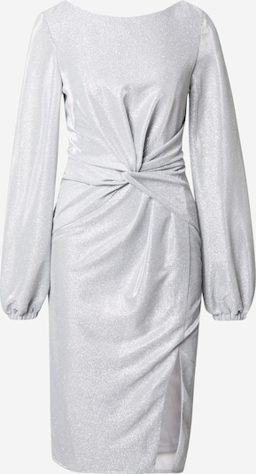 Chi Chi London Cocktail dress 'Freya' in Silver, Item view