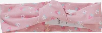 MAXIMO Stirnband in pink / rosa / weiß, Produktansicht