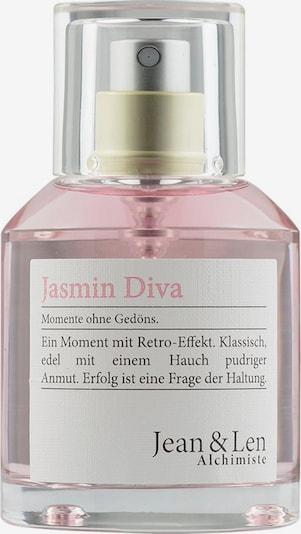 Jean & Len Eau de Parfum 'Jasmin Diva' in transparent, Produktansicht