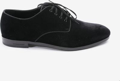 BURBERRY Schnürschuhe in 42,5 in schwarz, Produktansicht