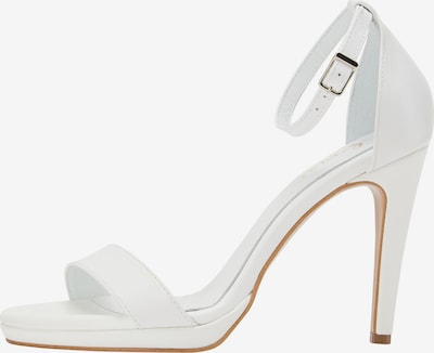 faina Sandaal in de kleur Wit, Productweergave