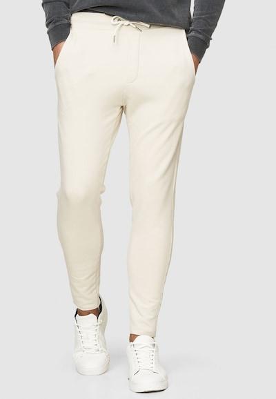 Ordinary Truffle Sweathose 'NELSON' in beige, Modelansicht