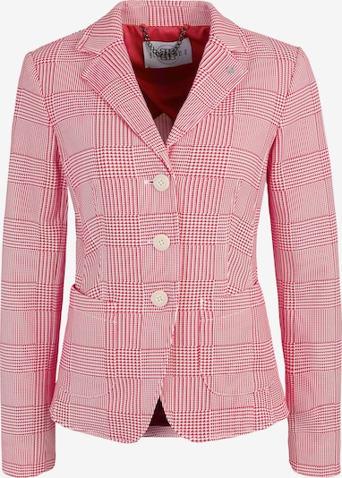 BLONDE No. 8 Blazer' Cannes Check' in pink, Produktansicht